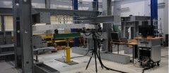 Stanowisko badawcze pracowników Katedry Konstrukcji Betonowych i Technologii Betonu